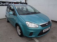 2007 FORD C-MAX 1.6 STYLE 5d 100 BHP £1675.00