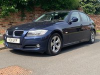 2011 BMW 3 SERIES 2.0 320D EFFICIENTDYNAMICS 4d 161 BHP £5350.00