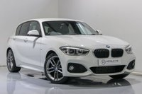 USED 2015 65 BMW 1 SERIES 2.0 120D M SPORT 5d 188 BHP