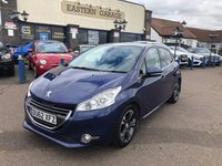 USED 2013 62 PEUGEOT 208 1.2 INTUITIVE 5d 82 BHP
