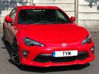 2017 TOYOTA GT86 2.0 D-4S 2d 197 BHP £16995.00