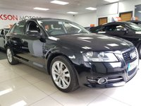 USED 2011 60 AUDI A3 1.6 TDI SPORT 5d+SERVICE HISTORY+AIR CON CLIMATE+ALLOYS+
