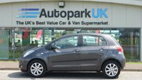 USED 2011 11 TOYOTA YARIS 1.3 T SPIRIT MM VVT-I 5d AUTO 99 BHP LOW DEPOSIT OR NO DEPOSIT FINANCE AVAILABLE