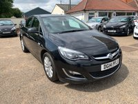 USED 2014 14 VAUXHALL ASTRA 2.0 ELITE CDTI S/S 5d 163 BHP ** NOW SOLD ** NOW SOLD **