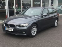 USED 2016 16 BMW 3 SERIES 2.0 320D ED PLUS TOURING 5 DOOR ESTATE SAT NAV  161 BHP