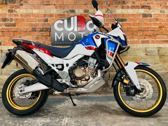 2018 HONDA CRF1000L AFRICA TWIN ABS £9490.00