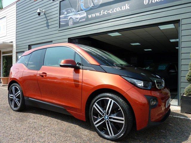 2014 63 BMW I3 0.0 I3 5d AUTO 168 BHP