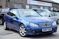 2007 MERCEDES-BENZ C CLASS 3.5 C350 SE 3d AUTO 269 BHP £5995.00