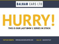 USED 2013 63 BMW 1 SERIES 1.6 114I SE 5d 101 BHP