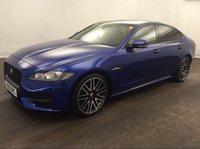 2016 JAGUAR XF 2.0 R-SPORT 4d AUTO 177 BHP £20000.00
