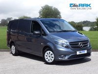 2018 MERCEDES-BENZ VITO 1.6 111 CDI 1d 114 BHP Long £16250.00