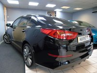 USED 2014 14 KIA OPTIMA 1.7 CRDI 3 ECODYNAMICS 4d 134 BHP
