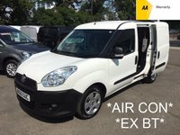 USED 2010 60 FIAT DOBLO 1.316V MULTIJET  90 BHP *AIR CON*EX BT*