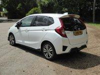 USED 2016 16 HONDA JAZZ 1.3 I-VTEC EX NAVI 5d AUTO 101 BHP