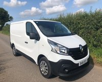 2016 RENAULT TRAFIC SL27 BUSINESS DCI £9995.00