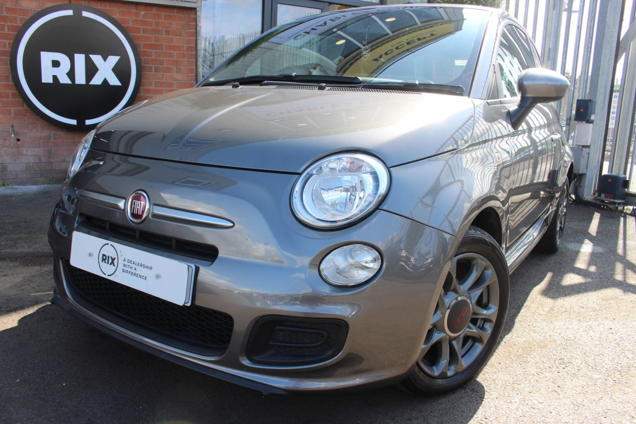 Used FIAT 500for sale