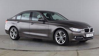 2015 BMW 3 SERIES 2.0 318D SPORT 4d 141 BHP £11299.00