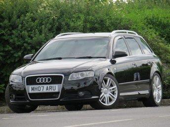 2007 AUDI A4 4.2 S4 QUATTRO 5d 339 BHP £8999.00