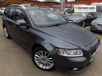 2012 VOLVO V50 2.0 D4 SE LUX EDITION 5d 175 BHP £4990.00