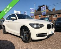 USED 2013 13 BMW 1 SERIES 1.6 116I SPORT 3d 135 BHP