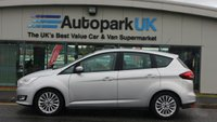 USED 2015 65 FORD C-MAX 1.0 TITANIUM 5d 124 BHP LOW DEPOSIT OR NO DEPOSIT FINANCE AVAILABLE