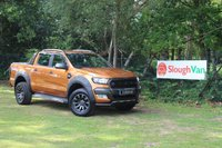 USED 2016 16 FORD RANGER 3.2 WILDTRAK 4X4 TDCI AUTO RAPTOR STYLE Raptor Styling, Low Mileage, Automatic, Rear Camera