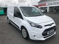 2014 FORD TRANSIT CONNECT 240 TREND 1.6 TDCi 115 LWB 6-SPEED £9495.00