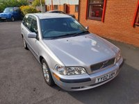 2002 VOLVO V40 1.8 S 5d ESTATE £600.00