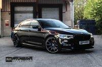 USED 2017 17 BMW 5 SERIES 3.0 530D XDRIVE M SPORT 4d AUTO 261 BHP