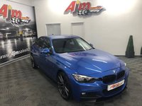 USED 2015 65 BMW 3 SERIES 2.0 320D XDRIVE M SPORT 4d 188 BHP