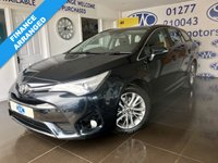 USED 2015 65 TOYOTA AVENSIS 2.0 D-4D BUSINESS EDITION 5d 141 BHP