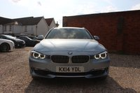 USED 2014 14 BMW 3 SERIES 3.0 330D XDRIVE LUXURY TOURING 5d AUTO 255 BHP