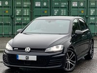 USED 2014 14 VOLKSWAGEN GOLF 2.0 TDI GTD 5dr TBeltChanged/Sensors/DABRadio