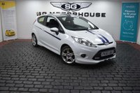 USED 2010 60 FORD FIESTA 1.6 TD Zetec S 3dr