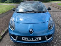 USED 2010 60 RENAULT WIND ROADSTER 1.2 T Dynamique S 2dr (Euro 5) Low Miles ! F/S/H ! 2 Keys !
