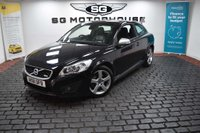 USED 2011 61 VOLVO C30 2.0 TD R-Design 2dr 2 Owners, Full Leather, FSH
