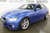 USED 2016 16 BMW 3 SERIES 2.0 330e 7.6kWh M Sport Auto (s/s) 4dr PRO NAV! GREAT VALUE! EURO 6!