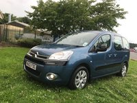 USED 2012 62 CITROEN BERLINGO MULTISPACE 1.6 HDI PLUS 5d 91 BHP