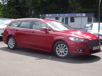 USED 2015 15 FORD MONDEO 1.6 ZETEC ECONETIC TDCI 5d 114 BHP 1Owner,FDSH,Media,Cruise