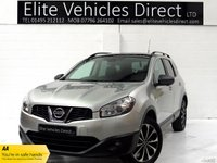 USED 2013 13 NISSAN QASHQAI+2 1.5 DCI 360 PLUS 2 5d *7 SEATS*
