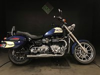 2007 TRIUMPH BONNEVILLE AMERICA 865 2007. LOADED WITH CHROME. 12K MILES. A MUST SEE BIKE £4499.00