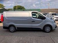USED 2016 66 RENAULT TRAFIC 1.6 SL27 BUSINESS PLUS ENERGY DCI 125 BHP [EURO 6]