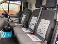 USED 2016 16 FORD TRANSIT CUSTOM 2.2 270 LIMITED L1 H1 SWB 155 BHP