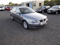 USED 2007 BMW 5 SERIES 3.0 530I SE 4d AUTO 269 BHP