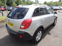 USED 2013 63 VAUXHALL ANTARA 2.2 DIAMOND CDTI S/S 5d 161 BHP 3 Months National Warranty - 1 Years MOT for New Owner