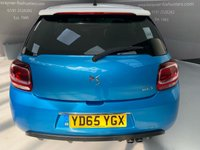 USED 2015 65 DS DS 3 1.6 THP DSPORT S/S 3d 161 BHP Bluetooth, Cruise control, DAB Radio, Privacy glass