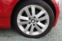 USED 2009 59 BMW 1 SERIES 2.0 118D SE 2d 141 BHP  DIESEL RED EXCELLENT CONDITION