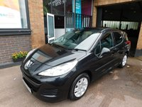 USED 2010 60 PEUGEOT 207 1.6 HDI SW S 5d 92 BHP