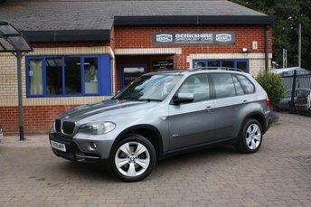 2009 BMW X5 3.0 D SE 5d 232 BHP £11000.00