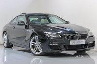 USED 2016 16 BMW 6 SERIES 3.0 640D M SPORT 2d AUTO 331 BHP